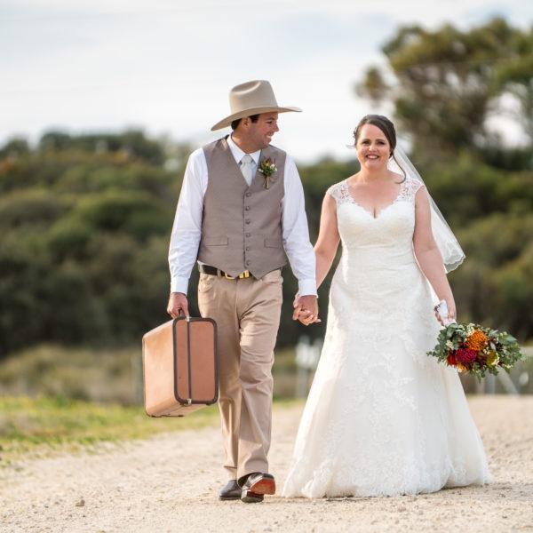 18.09.2016 Kelly & Brett's Wedding Old Broadwater Farm Busselton