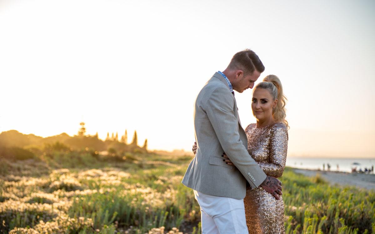 11.11.2017 TAMEEKA & LUKE'S WEDDING DAY